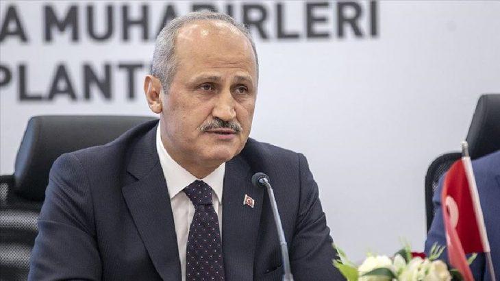 Bakan Turhan: Rusya, Hollanda, Belçika, Çin hükûmeti Kanal İstanbul ile ilgileniyor