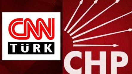 'CHP, CNN Türk'ü boykot kararı aldı'