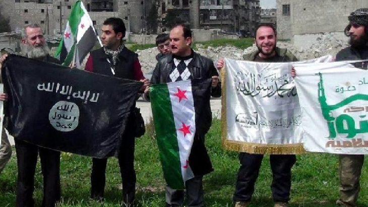 Mısır'da İhvan'cı, Suriye ve Irak'ta IŞİD'ci, Afrin'de ÖSO'cu