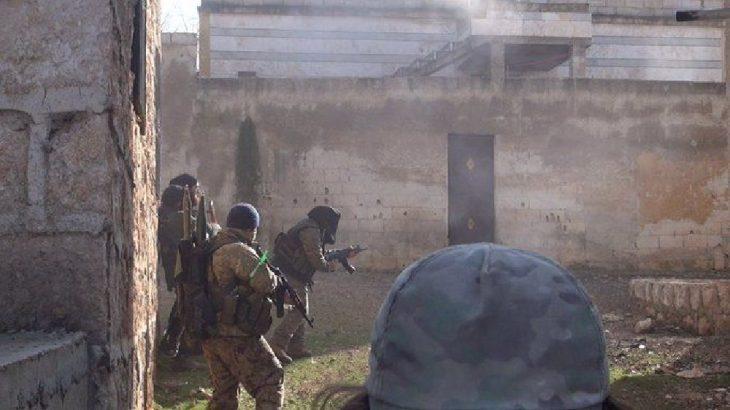 Cihatçılar yeniden Serakib'e girdi, hava saldırısı başladı