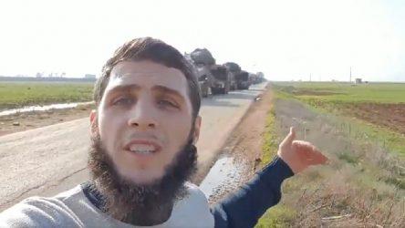 Cihatçılardan İdlib videosu: Ellerini kollarını sallayarak dolaşıyorlar