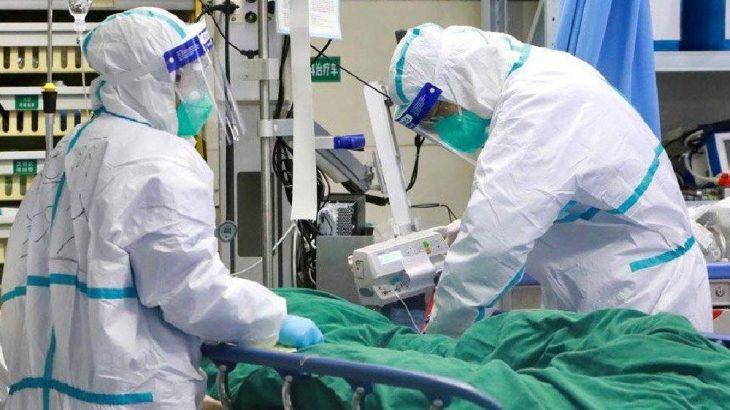 Çin'den gelenler için tahsis edilen hastaneden ilginç kreş duyurusu