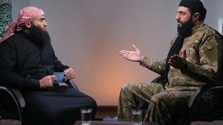 HTŞ lideri Culani ÖSO ile yaptıkları işbirliğini anlattı
