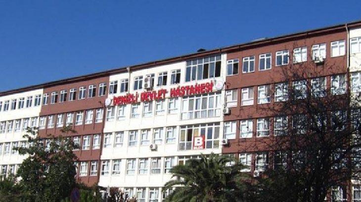Denizli Devlet Hastanesi'nde intihar: Pencereden atlayan hasta hayatını kaybetti
