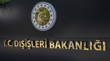 Türkiye, ABD askerlerinin bulunduğu üsse saldırıyı kınadı