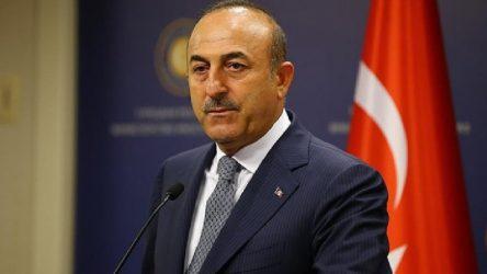 Dışişleri Bakanı Çavuşoğlu'ndan'İdlib' açıklaması: NATO'ya teşekkür ederiz