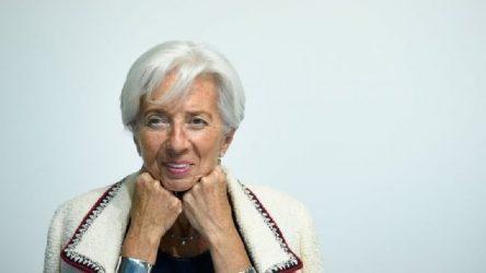 ECB Başkanı Lagarde: Koronavirüs ekonomik belirsizliği artıracak