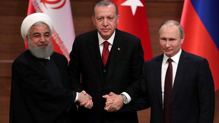 Haddad: Türkiye, ne Astana ne de Soçi mutabakatlarına uyuyor