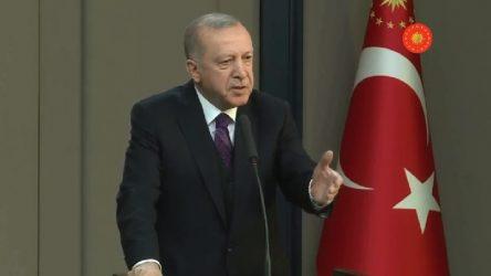 Erdoğan: Libya'da 2 şehidimiz var, ne yapacak Bay Kemal bunu?