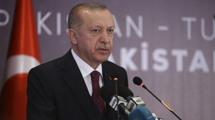 Erdoğan: Bizim anlayışımıza göre sermayenin milliyeti yoktur