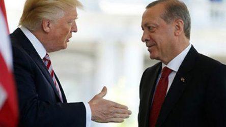 Erdoğan, ABD Başkanı Trump ile İdlib ve Libya'yı görüştü