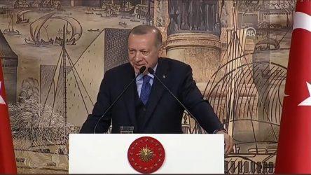 Cumhurbaşkanlığı'ndan Erdoğan'ın 'şehit sayısı' açıklamasına düzeltme