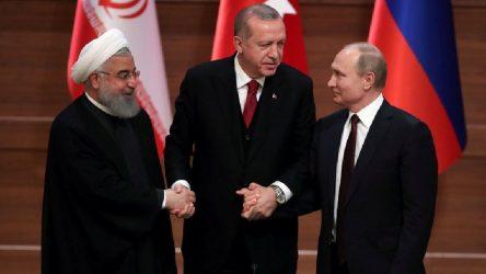 Peskov: Erdoğan, Putin ve Ruhani zirvesi için çalışma yapılıyor