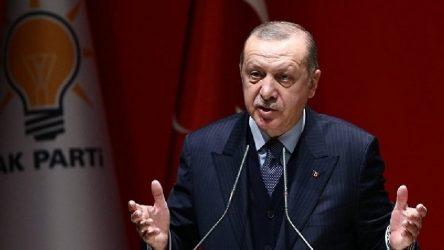 Erdoğan'dan vekillere: Tek çocukta kalıyorsunuz, en az 3 diyorum