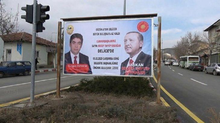 Erdoğan AKP'ye rekor oy verilen Delice'de miting yapacak