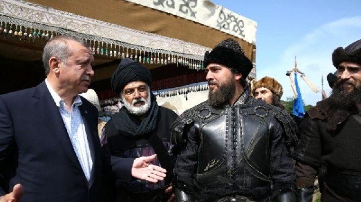 Erdoğan: Dizilerden rahatsızım, Diriliş Ertuğrul'un üzerine çıkamadık