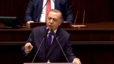 Erdoğan: Her kim 'Türkiye'nin Suriye'de ne işi var?' diyorsa ya gafildir ya da bu milletin hasmıdır