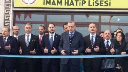 Erdoğan imam hatip fiyaskosunu dinledi,'talimat' verdi