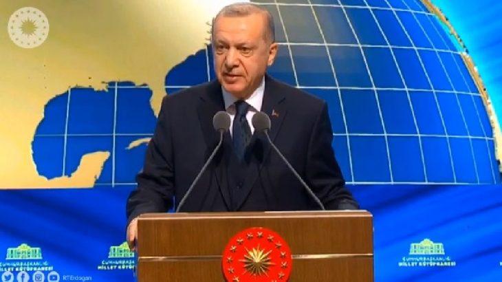 Erdoğan'dan 'Hanau' açıklaması