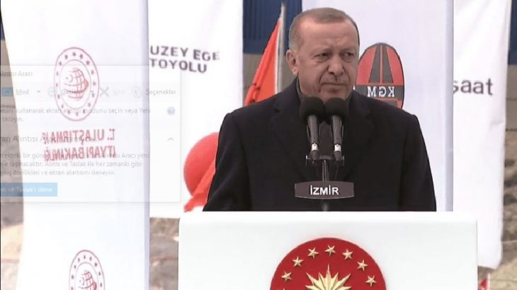 Erdoğan İzmir'de: Kılıçdaroğlu aranızda mı?