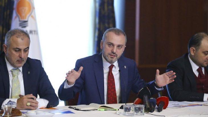 AKP'li Kandemir: CHP, İYİ Parti ve HDP bu topraklara ait değil