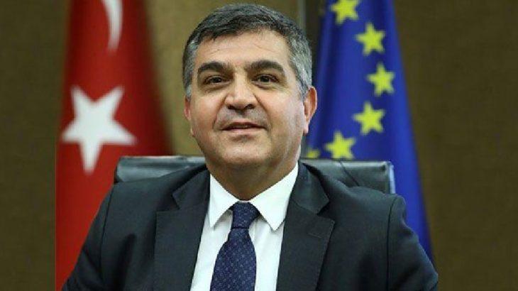 Avrupa Birliği Başkanı Faruk Kaymakcı'nın İngilizcesi gündem oldu