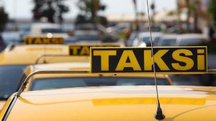 Gaziantep'te hamile kadını taksiye almayıp hakaret eden şoföre gözaltı