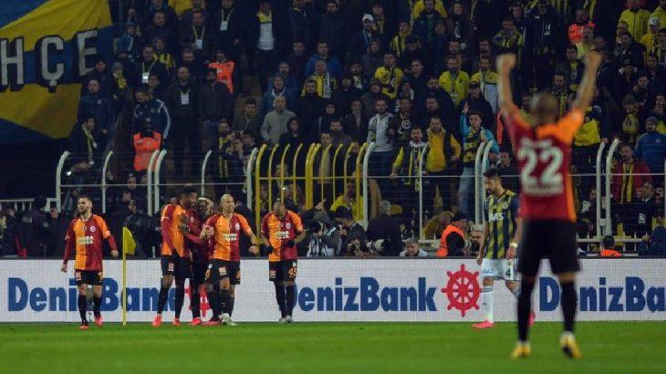 Kadıköy'de seri bitti: 4 gol, 12 kart