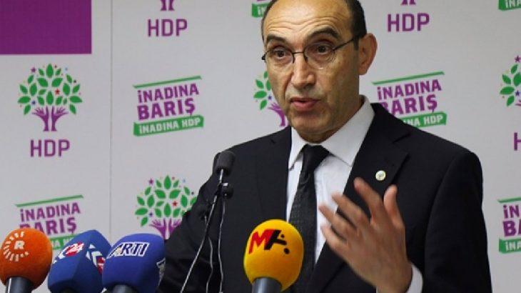 HDP'den de 'darbe' iddiası