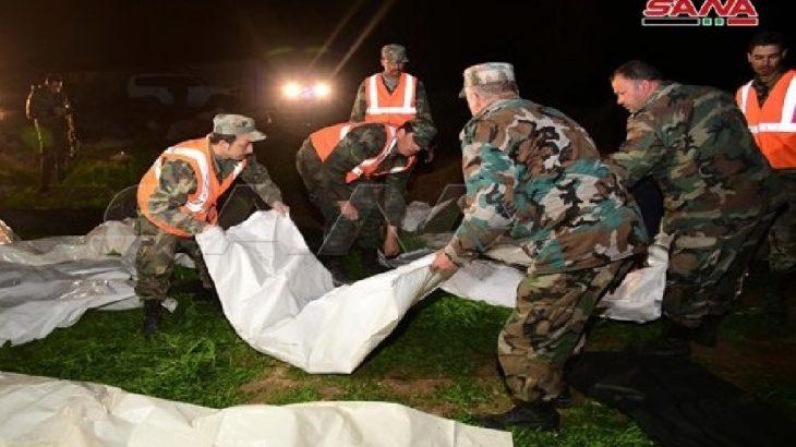 Cihatçıların katliamları ortaya çıkıyor: Doğu Guta'da asker ve sivillere ait toplu mezar bulundu