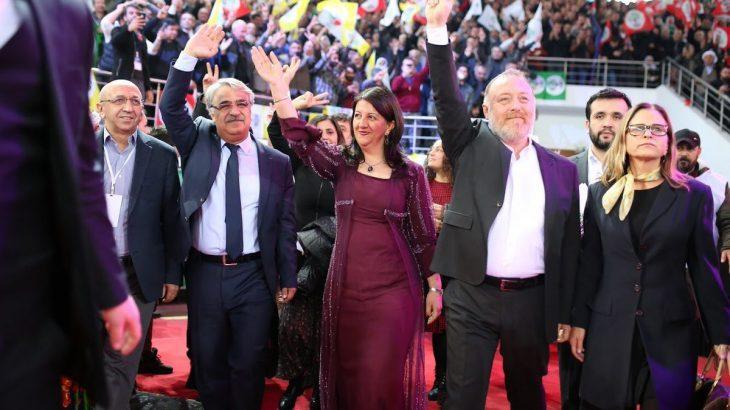 HDP Eş Genel Başkanı seçilen Mithat Sancar'dan'Dolmabahçe' çağrısı