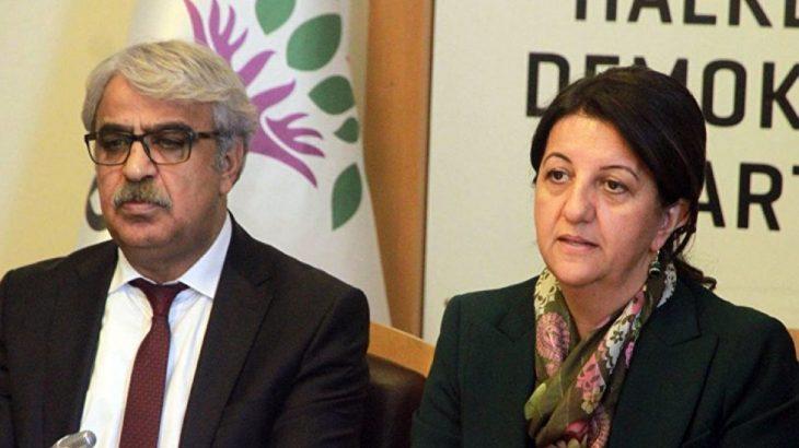 HDP'de Eş Genel Başkan adayları Mithat Sancar ve Pervin Buldan olacak