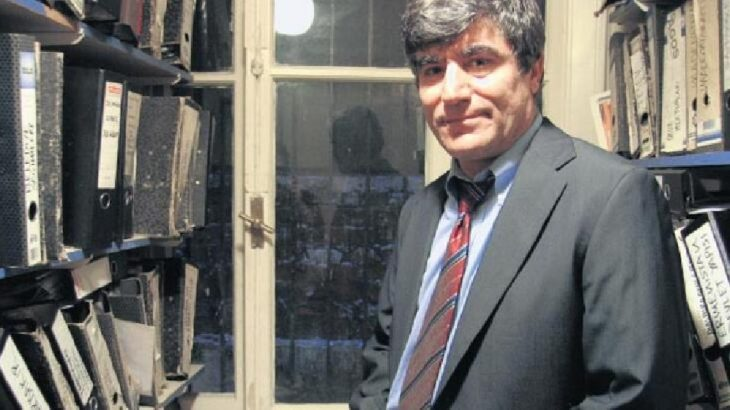 'Bana Hrant Dink'in fotosunu gösterdiler,'Bunu da öldür. Seni koruruz' dediler'