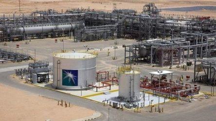 Suudi Arabistan'ın Aramco petrol sahası, Husilere ait 6 İHA ile vuruldu