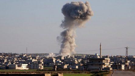 Rusya ve Suriye'den ortak açıklama: Saldırılar insani felakete yol açabilir