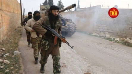 Komünistlerden İdlib açıklaması: Türk askeri cihatçı çetelere kalkan edilmemelidir