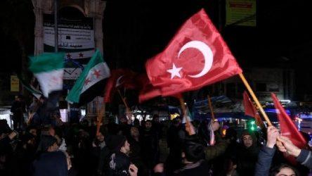 Yandaş yalanın ucunu kaçırdı: İdlib halkı dedikleri ÖSO'cu çıktı