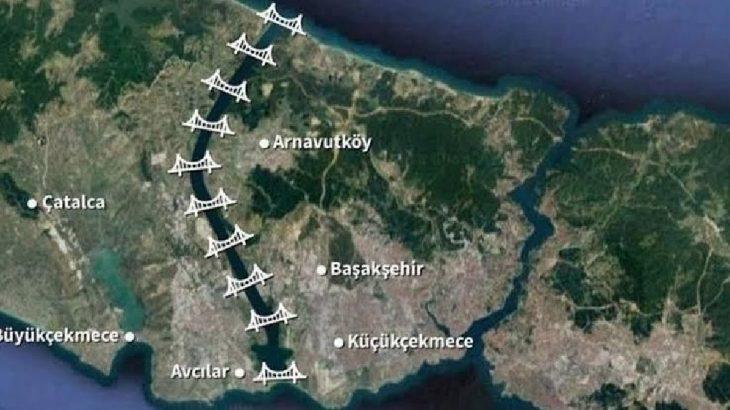 126 emekli diplomattan'Kanal İstanbul' açıklaması