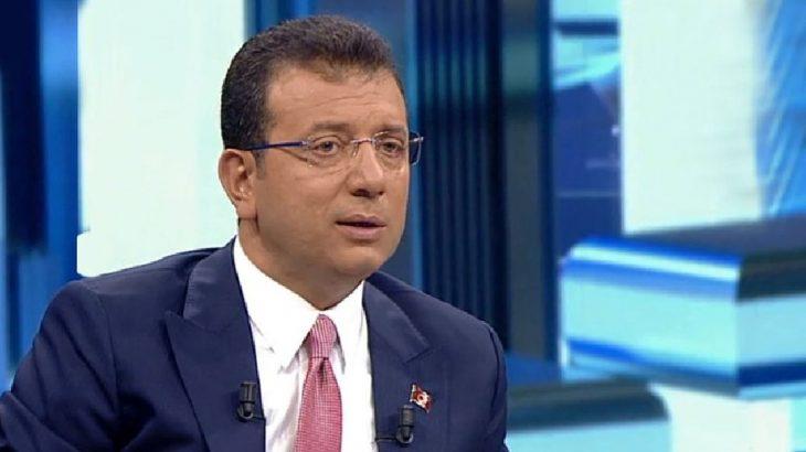 İmamoğlu Erdoğan'dan randevu talebini geri çekti