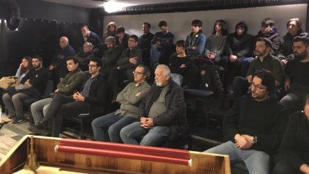 TKH'den Eskişehir'de 'Laiklik istiyoruz' buluşması