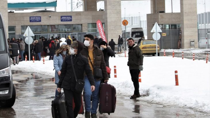 Irak, koronavirüs nedeniyle İran vatandaşlarının ülkeye girişini yasakladı