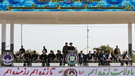 İran: Silahlı Kuvvetlerimiz sayesinde ABD bölgede rahat davranamıyor