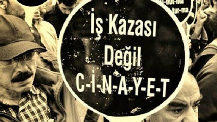 Ege Üniversitesi yurt inşaatında iş cinayeti