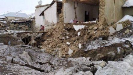 İran'daki deprem sonrası Van'da ölenler var!
