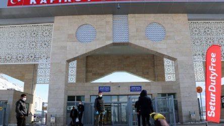 Türkiye İran sınırını kapattı