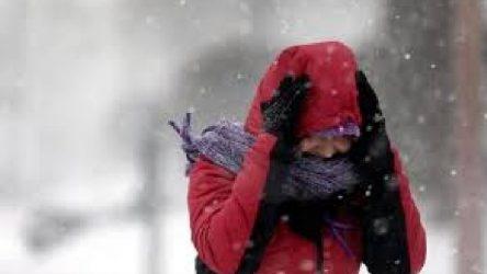 Kar nedeniyle 10 ilde eğitime ara
