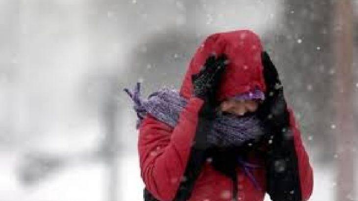 İstanbul'da 3 gün kar ve fırtına bekleniyor