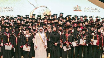 Katar akademiye de el atıyor!