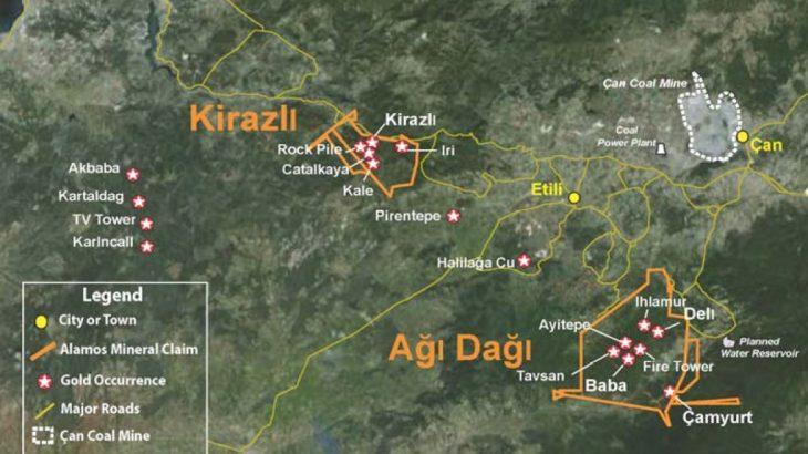 Kaz dağlarında ağaç katliamı: Cengiz Holding projesi iddiası