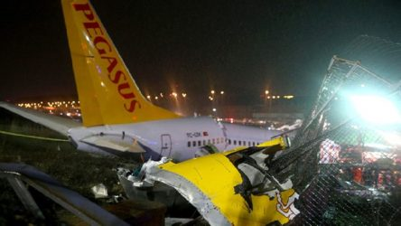 Kazada hayatını kaybeden Bozkurt'un ailesi Boeing'e dava açtı